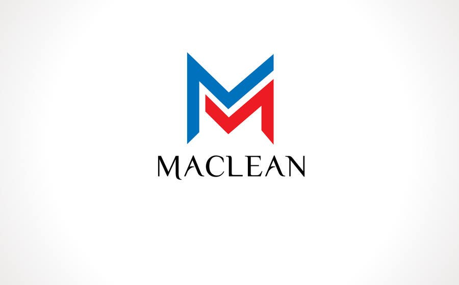 #152 for Design a Logo for Maclean by Cbox9