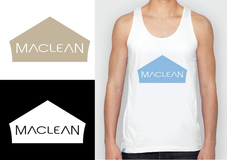 #144 for Design a Logo for Maclean by Jgarisch12