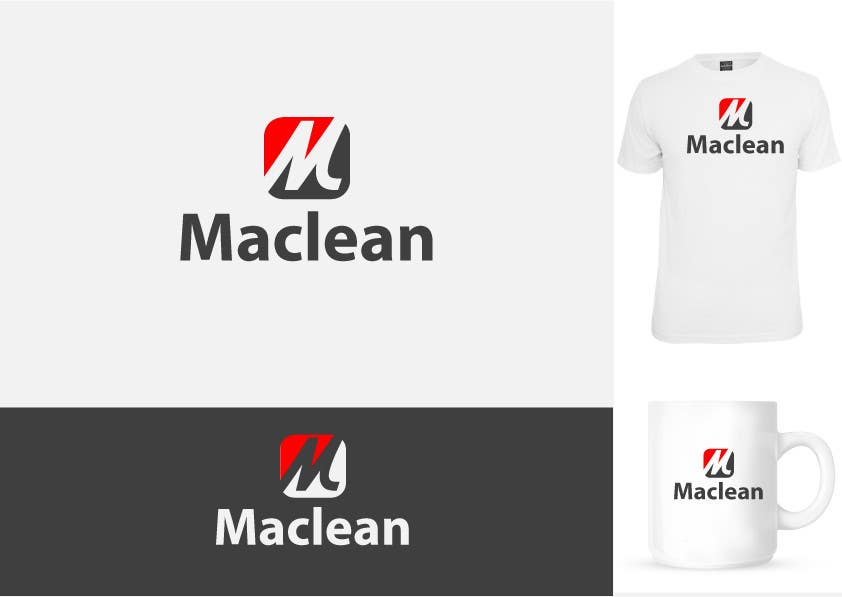 #233 for Design a Logo for Maclean by brandmaker2007