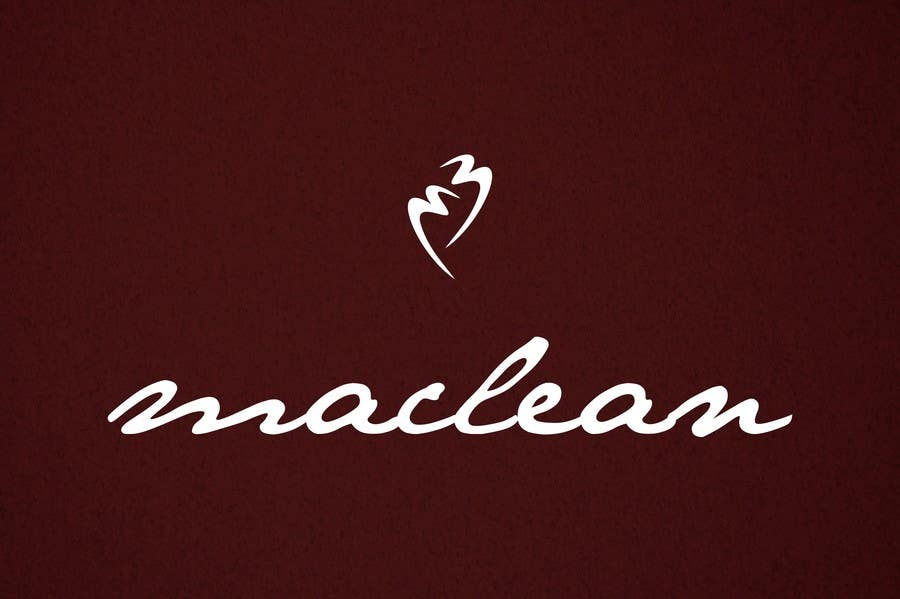 #415 for Design a Logo for Maclean by shobbypillai
