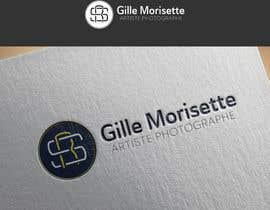 nº 32 pour Concevez un logo Gille Morisette Artiste Photographe par boutalbisofiane