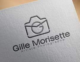 nº 13 pour Concevez un logo Gille Morisette Artiste Photographe par moun06