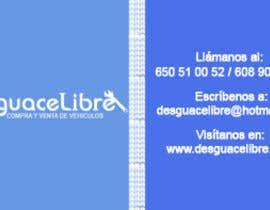 juangd tarafından Diseñar algunas tarjetas de presentación para pagina web için no 26
