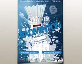#6 для Design A Badminton Tournament Poster от dgnGuru