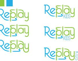 #65 para Design a Logo for Replay Kids por ralintner