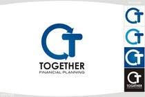 "Graphic Design for ""Together Financial Planning"" için Graphic Design585 No.lu Yarışma Girdisi"