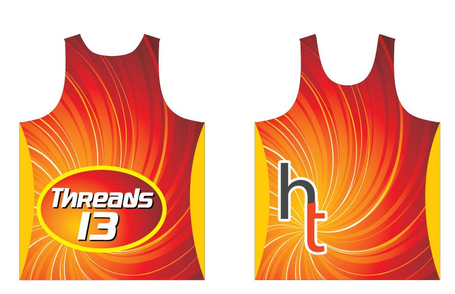 #25 for Design a Running Singlet by pasha013