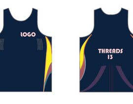#29 for Design a Running Singlet by saidulislamduet