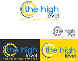 #45 para (The high level ) Auto car services work shop por designerartist
