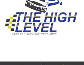 nº 28 pour (The high level ) Auto car services work shop par alizainbarkat