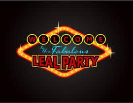 #36 para Design a Logo for Leal Party por rueldecastro