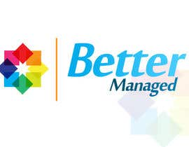 #266 para Logo Design for Better Managed por Rikon123