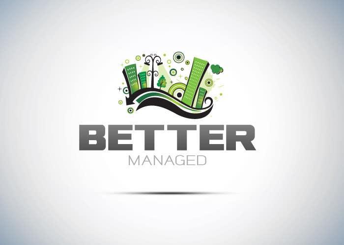 Penyertaan Peraduan #205 untuk Logo Design for Better Managed