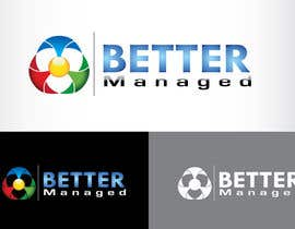 #136 para Logo Design for Better Managed por emilymwh