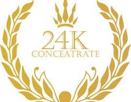 #9 for Design logo for 24K Concentrate af gorillaz96