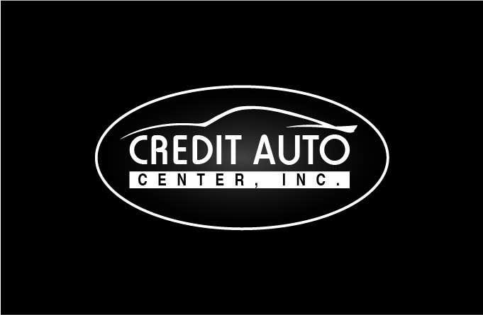 design a logo for credit auto center inc graphic design logo design freelancer. Black Bedroom Furniture Sets. Home Design Ideas