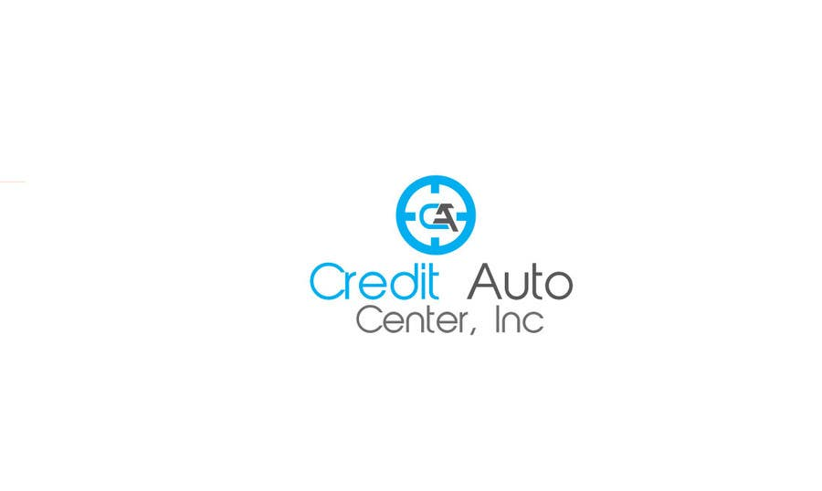 design a logo for credit auto center inc freelancer. Black Bedroom Furniture Sets. Home Design Ideas