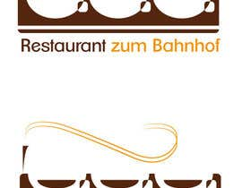 #19 for Design eines Logos for Restaurant zum Bahnhof by judithsongavker