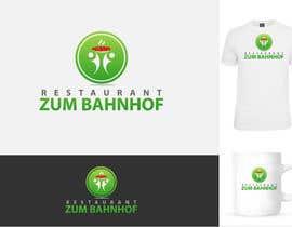 #27 for Design eines Logos for Restaurant zum Bahnhof af brandmaker2007