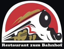 #23 for Design eines Logos for Restaurant zum Bahnhof by saqibkafeel23