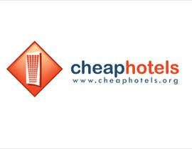 #405 para Logo Design for Cheaphotels.org de elgopi