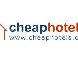 #369 para Logo Design for Cheaphotels.org de AntonSh