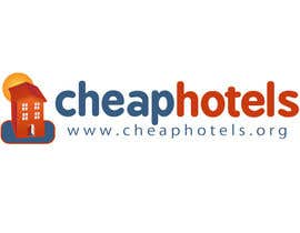 #329 para Logo Design for Cheaphotels.org de pupster321