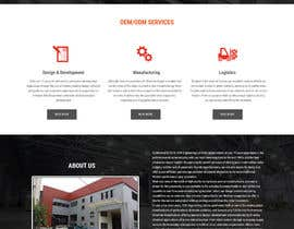 #21 for Build a Responsive PHP HTML5 Showcase Website by Yogendranegi