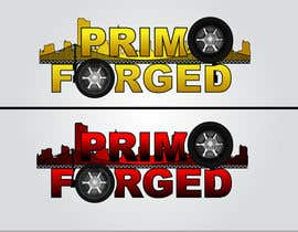 #26 para Design a Logo for Primo Forged Wheels por imranamin