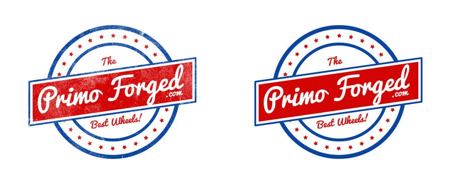 #69 for Design a Logo for Primo Forged Wheels by Monxho13