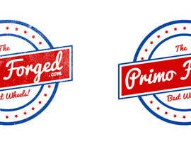 #69 para Design a Logo for Primo Forged Wheels por Monxho13
