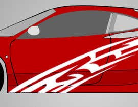 nº 13 pour Design Car Vinyl/Sticker for Ferrari F430 par sreesiddhartha