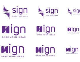 #182 untuk Design a logo for SIGN: the platform that funds citizens projects oleh alamin1973