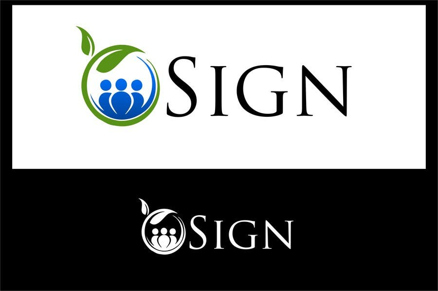 Bài tham dự cuộc thi #                                        63                                      cho                                         Design a logo for SIGN: the platform that funds citizens projects