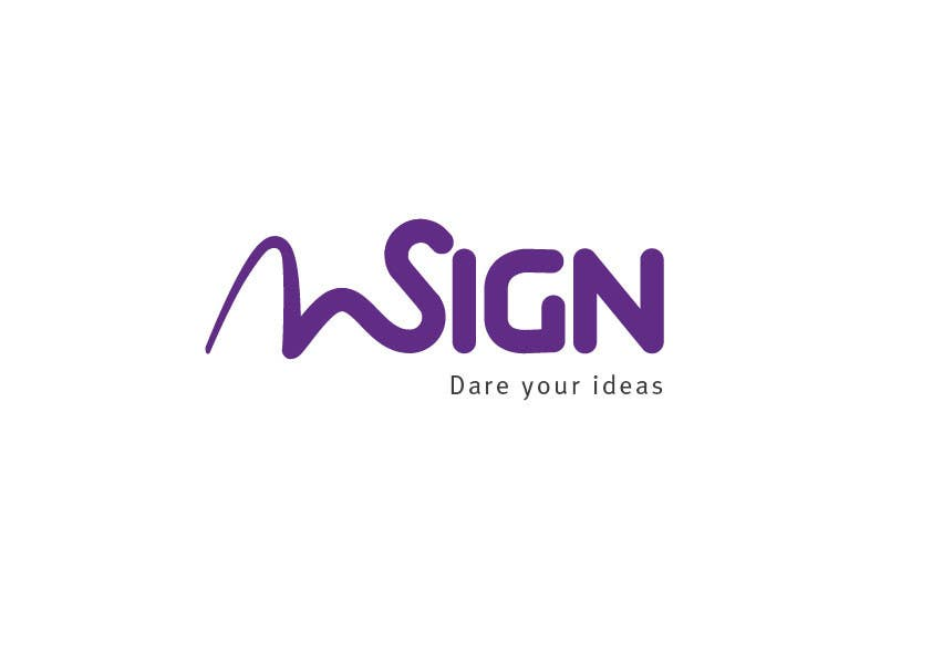 #192 for Design a logo for SIGN: the platform that funds citizens projects by mircokirsch