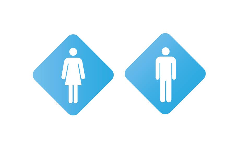 #7 for Design some contemporary male and female Icons by Naumaan