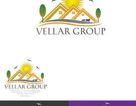 #89 para Design a Logo for Vellar Group por alizainbarkat
