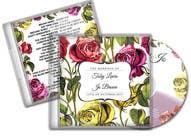 Graphic Design Inscrição do Concurso Nº2 para Design of CD case cover, back and CD face