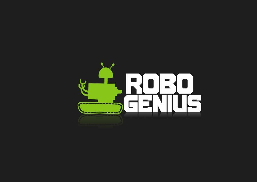 #28 for Design a Logo for RoboGenius by vamsi4career
