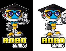 nº 60 pour Design a Logo for RoboGenius par MyPrints