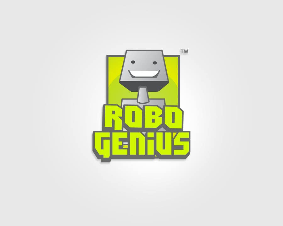 #9 for Design a Logo for RoboGenius by vimoscosa