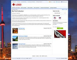 nhany tarafından Design a Website background için no 16