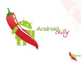 nº 25 pour Design a Logo for androidchilly.com par nikita626