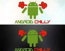 nº 18 pour Design a Logo for androidchilly.com par mridul140