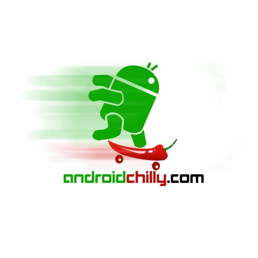 Inscrição nº 32 do Concurso para Design a Logo for androidchilly.com