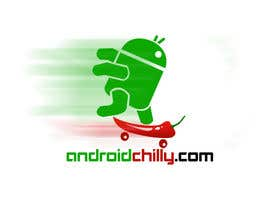 #32 para Design a Logo for androidchilly.com por fireacefist