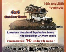 #39 for Design an Poster for an Offroad Event! af oanacuzmin