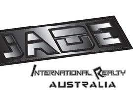 #390 para Logo Design for Jade International Realty Australia por mumar6256