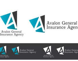 #89 para Logo Design for Avalon General Insurance Agency, Inc. por lukaslx