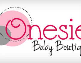 #48 para Design a Logo for a Baby clothes store. por KelDelp